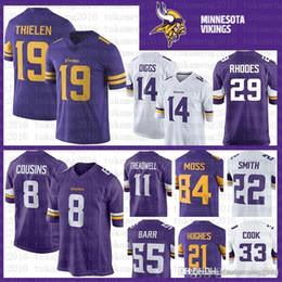 91bf6771 Wholesale Vikings Jerseys for Resale - Group Buy Cheap Vikings ...