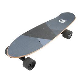Колесный самобалансирующийся электрический скутер онлайн-Electric 4 Wheels Scooter Wireless Self Balancing Skateboard