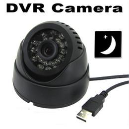 24 IR Led Detección Inteligente de Interior Videograbadora Grabadora Infrarrojo Visión Nocturna Seguridad CCTV DVR Cámara con Ranura para Tarjeta TF desde fabricantes