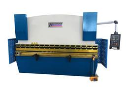 químicos naranjas Rebajas Máquina de plegado hidráulica de doble enlace WF67K 80ton 2200 / 80TON 3.2meters Dobladora / Prensa de chapa Freno con DA41