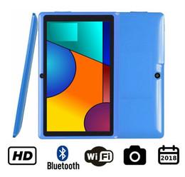 "mini pc octa Desconto NOVA 7 ""POLEGADA BTC CHAMA TABLET PC FAST HD TELA WIFI ANDROID 8 GB"