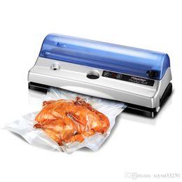 220 V Vácuo Máquina de Vedação de Alimentos VEDAÇÃO MÁGICA PR4257 Vedação Doméstica Vácuo 32CM Selagem Largura Máquina de Vedação Automática de Fornecedores de ferramentas de cozinha plástica