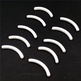 Encrespadores de borracha on-line-10 pcs substituição de recarga de cílios modelagem ferramentas de ondulação de borracha almofadas de maquiagem