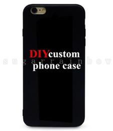 Deutschland Custom Design DIY Logo / Foto Hard Phone Case für 5 5S SE 6 6S 7 Plus Customized gedruckt zurück Abdeckung supplier diy hard phone case Versorgung