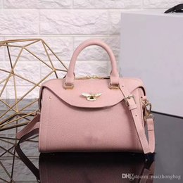 5517f775d8e8 DHL free shipping 2018 women designer bags luxury brand bag lichee pattern  leather totes clutch bag spring fashion muti color choice bags