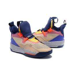 original basketball shoes for sale Coupons - Jumpman Mens 33 Retro Basketball Shoes For Sale Air Future Flight 23 Bhm Christmas Colorful Aj33 Kids Oreo 33s Boots With Original Box