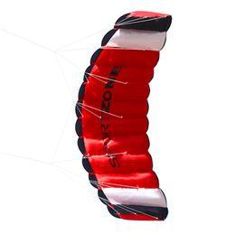 180 cm * 65 cm Uçan Araçları ile Çift Hat Paraşüt Dublör Uçurtma Parafoil Uçurtma Açık Plaj Eğlenceli Spor oyuncaklar çocuklar için nereden