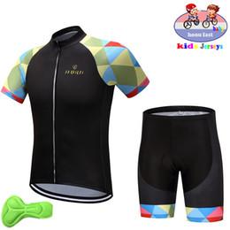 saxo tinkoff radfahren trikot Rabatt Sommer Kinder Team Radfahren Trikot schnell trocken Ropa Ciclismo Hombre Radfahren Shirts Fahrrad Radfahren Set