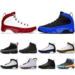 Центр Красного Citrus Racer Синий 9 IX 9s мужского баскетбольная обувь приснилась UNC LA Бред пространства варенья мужчины спортивных кроссовками US 7-13 от Поставщики кд белое черное золото для низких