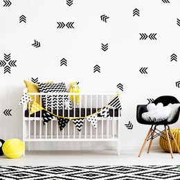 Персонализированные обои онлайн-Personalized  Wall Sticker For Kids Room Nursery Decoration Modern Kids Bedroom Wallstickers Wallpaper