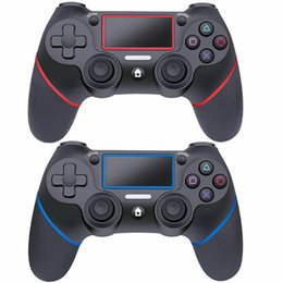 joystick sixaxis Desconto Para a Sony PS4 Bluetooth Wireless Controller para Playstation 4 sem fio Dual Shock Vibration Joystick Gamepads Para PS4 controlle