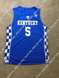8dfd6f18c433 Cheap custom Malik Monk Kentucky Wildcats NCAA Basketball Jersey Stitched  Customize any number name MEN WOMEN YOUTH XS-5XL