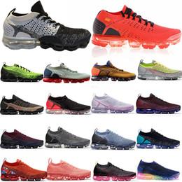 scarpe da sci Sconti 2019 Knit 2.0 Fly 1.0 Scarpe da corsa BHM NOR White Blue Leopard Women Mens Designer scarpe da ginnastica scarpe da ginnastica