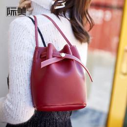 Fabrik großhandel 2019 frühjahr neue ich mode eimer tasche trend einzelne schulter umhängetasche handtasche eine generation von Fabrikanten