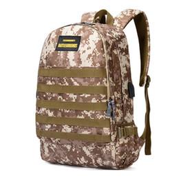 Nouvel arival PUBG Combat sac à dos 100% de réduction sac à bandoulière en tissu oxford de haute qualité pour hommes et femmes 2 couleurs disponibles ? partir de fabricateur