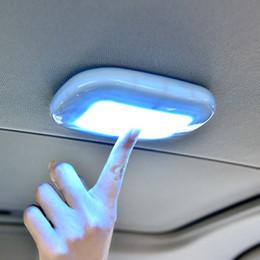 Argentina Blanco LED 5V Vehículo de automóvil Cúpula Techo Techo Interior Lectura Tronco Luz Lámpara Bombilla cheap roof light domes Suministro