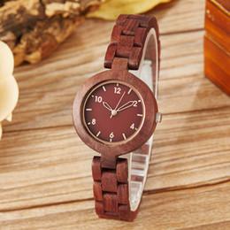 элегантные спортивные часы Скидка Elegant Wood Watch Classic Retro Women Watches Quartz Sports Wooden Watches Clock Gifts relogio masculino