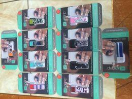 2019 auriculares para radios kenwood de dos vías. Universal Ungrip phone Holder Teléfono móvil Ring Finger Stand Lazy Stent UN Grip Phone Buckle Ring Holders para todos los teléfonos