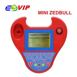 mini programmatore Sconti Professionista OBD2 Zed Bull del programmatore di chiave Mini ZedBull V5.08 Zed-toro con mini tipo No Accesso CardTokens limitata CNP libero