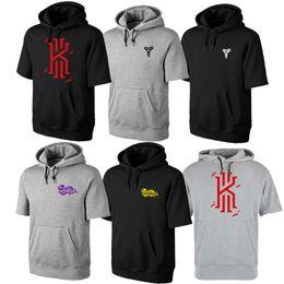 Deutschland Basketball-T-Shirt Weste Kurzarm Hoodie Turnhallen Bekleidung Trainingsuniformen Basketball Trikots Sportwear Jersey Laufhemden Hoodies Versorgung