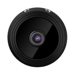 iphone wifi remoto Rebajas A9 1080P Remoto de cámara inalámbrica Sistema de seguridad Mini Cam WiFi Detección de movimiento para iPhone / Android Phone / iPad / PC