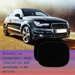 Araba Güneş Gölge Yan Arka Pencere Güneşlik Güneşlik Kapak Visor Shield Ekran Güneş Koruma Mesh Kapak cheap sun shield car window nereden güneş koruyucusu araba penceresi tedarikçiler