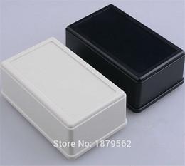 [2 couleurs] 105 * 65 * 40mm petits boîtiers électroniques boîte de jonction boîte en plastique abs pour projet boîtier boîtier de sortie de contrôle ? partir de fabricateur