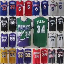 Wholesale ventas al por mayor Nuevas camisetas deportivas para hombre Jerséis Niños Bordados All star Trajes de baloncesto Hombres Ropa deportiva Tamaño S xxL