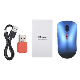 1200DPI 2.4G Souris sans fil AI International Voice Mouse English Speech Translate Souris pour Windows 7 Ordinateur Bureau pour ordinateur portable ? partir de fabricateur