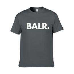 Deutschland Neue Balr Designer T-shirts Hip Hop Mens Designer T-shirts Modemarke Mens Womens Kurzarm Große T-shirts Versorgung