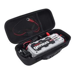 Armazenamento inteligente de sacos on-line-EVA Caso Duro Caso De Armazenamento De Proteção Saco De Armazenamento De Transporte Para NOCO Genius G7200 12 V / 24 V 7.2A UltraSafe Carregador de Bateria Inteligente