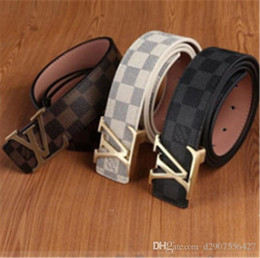 2019 New style high quality frog pattern leather men and women belts designer fashion double M buckle high-grade da allenatore di forma fisica fornitori