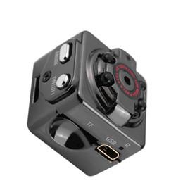 2019 сетевой видеотелефон SQ8 HD камера 1080P инфракрасная камера ночного видения спортивная DV мини камера
