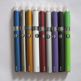 Kit de démarrage pour stylo cigarette électronique en Ligne-EVOD MT3 Blister Électronique Kits De Démarrage De La Cigarette 900mah 1100mah EVOD Batterie MT3 Atomiseur E Cig kits De Démarrage vaporizer vape stylo kit