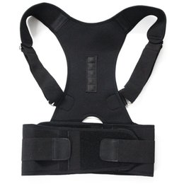 Thérapie magnétique Correcteur de posture Brace Shoulder Back Support Ceinture pour hommes Femmes Braces Supports Ceinture Posture de l'épaule ? partir de fabricateur