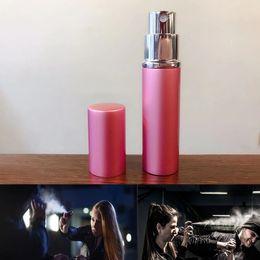 Productos en spray online-Spray de pimienta para prevenir el delito, autodefensa productos pequeños, repelente oscuro, la protección móvil, DEFE