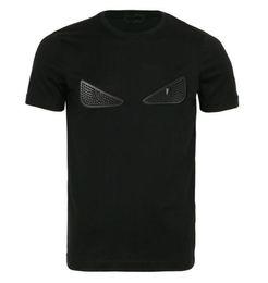 Canada 2019 Mode Hommes Femmes Designer Marque T-shirt rivet petit monstre Sac Bugs Eyes Impression T-Shirts hommes coton t-shirt supplier eye print shirt Offre