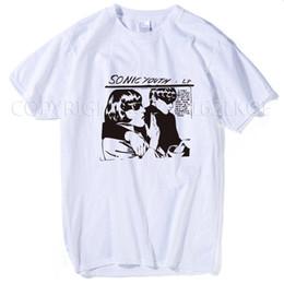 classica di chitarra Sconti t-shirt giovanile uomo divertente goo classico rock roll voci basso chitarra punk rock donna tops persionalized tee plus size 3xl