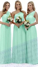 bling knielänge brautkleider Rabatt Brautjungfer Kleid Frauen Mode Hochzeit Slash Hals trägerlosen reinen Farben Maxi Brautjungfer Kleid