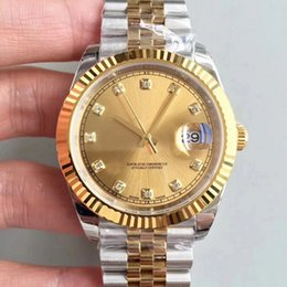Vigilanza della mano per lusso degli uomini online-Orologi da uomo di lusso Glide Smooth orologio di seconda mano luminoso automatico da uomo data solo pieghevole fibbia orologio orologi da polso