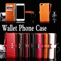 мобильный телефон с флип-картой Скидка Кожаный чехол для мобильного телефона с флипом и слотом для карты для iPhone XS Max / XR X 8/7/6 Plus Phone Задняя крышка