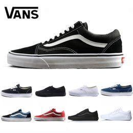 Blue Skool Black Van Men White Yacht Club Shoe Old God Women Original Fear Sports Of Vanssneakers Sneakers Casual Canvas Skate Red hrxQCtds