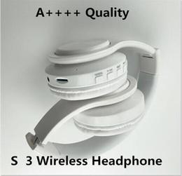 Mikrofon Kulaklık Destek TF Kart iPhone Samsung Toptan ile 3.0 Kablosuz Kulaklık Stereo Bluetooth Kulaklık kulaklıklar nereden profesyonel kulaklıklar markaları tedarikçiler