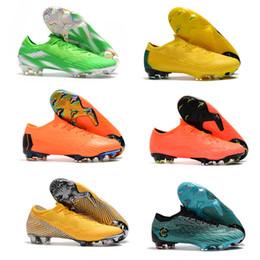 superflys de fútbol Rebajas Copa del mundo Tacos de fútbol para hombre Mercurial Superfly VI 360 Elit FG AC Zapatos de diseño de fútbol para hombre Botas de fútbol para hombre Tobillo alto Cristiano Ronaldo CR7