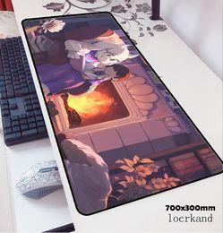 2019 коврик для аниме undertale коврик для мыши 70x30cm игровой коврик для мыши аниме 3d офис notbook стол коврик xl padmouse игры ПК геймер коврики скидка коврик для аниме