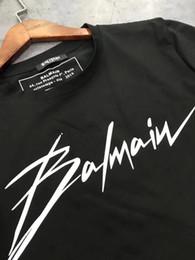 le donne t-shirt strass Sconti 2019ss mens designer t shirt manica corta da uomo marca abbigliamento moda strass teschio donna t-shirt uomo cotone tee di alta qualità 087