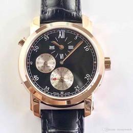 Or 18k 39mm k11 fabricant vc 9015 cal.1206 automatique 42005 montre homme montre en cristal de saphir étanche montre-bracelet montres ? partir de fabricateur