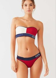9a0672b7f2f3 Bikini Bañador Dos Piezas Rojo Online | Bikini Bañador Dos Piezas ...