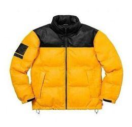 2019 parka leve preto Luxo Mens Designer Casacos North Face novíssimo Down Jacket com roupa Letters alta qualidade Casacos de inverno Sports Marca Parkas 2 cores