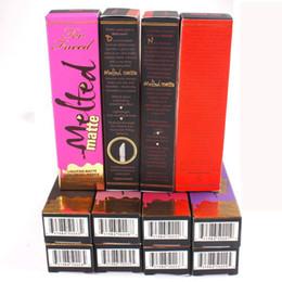 Canada Lip Gloss12 Couleurs Mat Brillant À Lèvres Lèvres Lustre Liquide Rouge à Lèvres Naturel Durable Lèvres hydrofuge Imperméable À L'eau Cosmétiques Offre